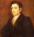 Francisco de Goya Jose Pio de Molina