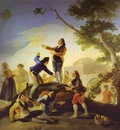 Francisco de Goya La cometa The Kite