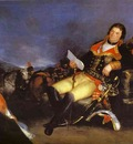 Francisco de Goya Manuel Godoy, Duke of Alcudia, Prince of the Peace