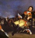 Francisco de Goya Manuel Godoy, Duke of Alcudia, Prince of the Peace