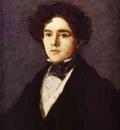 Francisco de Goya Mariano Goya, the Artists Grandson