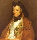 Francisco de Goya Portrait of Pedro Mocarte, a Singer of the Cathedral of Toledo