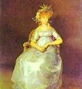 Francisco de Goya Portrait of the Countess of Chinch n