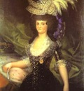 Francisco de Goya Queen Maria Luisa