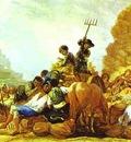 Francisco de Goya Summer
