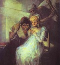 Francisco de Goya Time of the Old Women