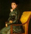 Goya Dona Teresa Sureda, ca 1805, 119 8x79 4 cm, National Ga