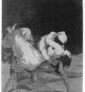 Goya Que se llevaron, 1797, Etching, 21 8x15 3 cm, Plate #8