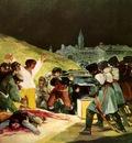 Goya The Shootings of May Third 1808, 1814, Prado
