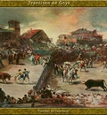 PO Vp S1 09 Francisco de Goya Combat de taureaux