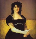 Portrait of Antonia Zarate II