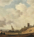 Goyen Jan van Seashore at Scheveningen