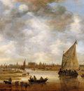 Goyen van Jan View on Leiden Sun