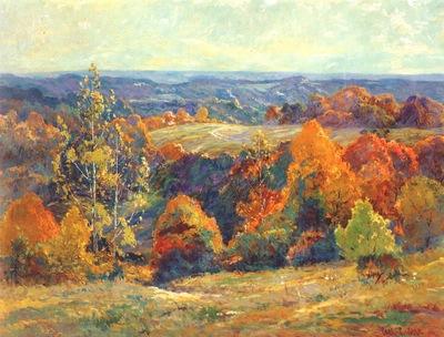 graf fall landscape