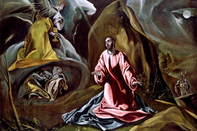 The Agony in the Garden, El Greco, 1590 1600 1600x1200 I