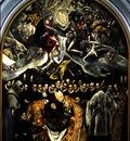 El Greco The burial of Count Orgaz