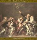 PO Vp S1 35 Jean Baptiste Greuze Malediction paternelle