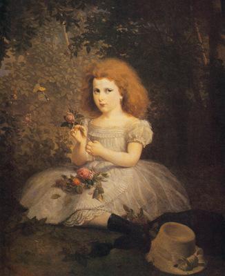 am Artur Grottger Portret Rosalie Glaser