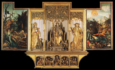 Isenheim Altarpiece third view WGA