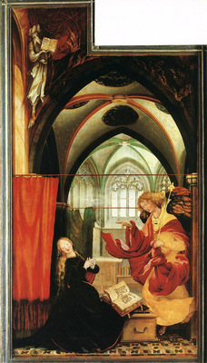 The Annunciation WGA