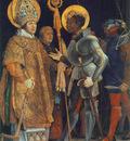 Meeting of St Erasm and St Maurice WGA