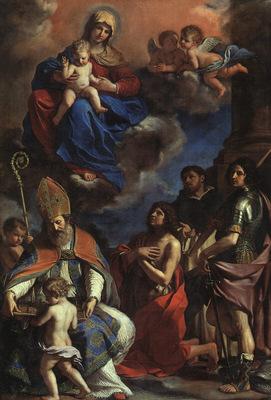 Guercino Giovanni Francesco Barbieri, Italian, approx  1591 1666 guercin2