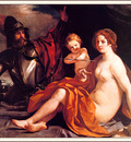bs Guercino Venus Cupid And Mars