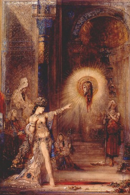 moreau the apparition 1874