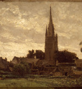 Haes Carlos de La torre de la iglesia  Cercanias de Douarnenez