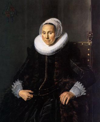 Hals Frans Cornelia Claesdr Vooght Sun