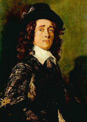 Hals Portrait of Jasper Schade van Vestrum, 1645, Prag