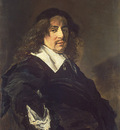Hals,F  Portrait of a man, before 1660, Eremitaget