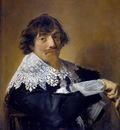 Hals Frans Portrait Sun