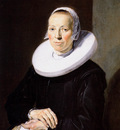 Hals Frans Portrait of a woman Sun