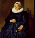 Hals Portait of a woman 1635, Frick Collection, New York