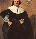 Hals Portrait of Tieleman Roosterman, 1634, Kunsthistorische