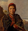 Hals The Boy Bringing Brush Wood, Museum Antwerpen