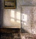 Vilhelm Hammershoi Interior Strandgade