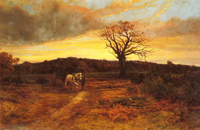 Hammond Robert John Return From The Fields