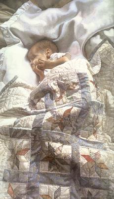 kb Hanks Steve Crib Quilt