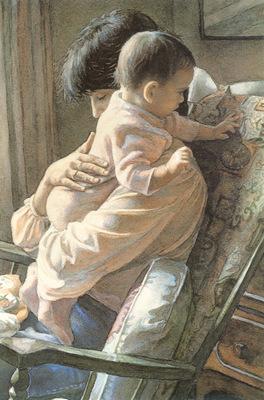 kb Hanks Steve Mother and Child