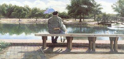 kb Hanks Steve Watching the Water