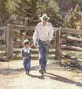 kb Hanks Steve My Father My Son