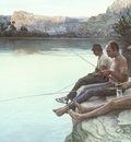 kb Hanks Steve The Fishermen