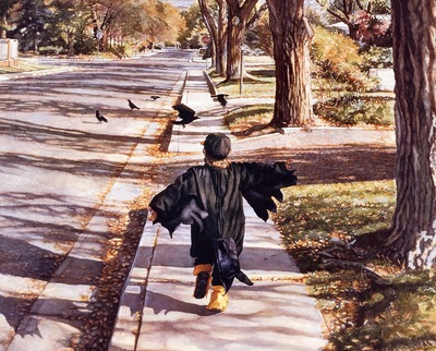 Steve Hanks As the Crow Flies, De