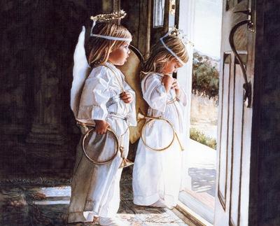 Steve Hanks Little Angels, De
