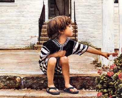 Steve Hanks Sometimes its the Little Things, De