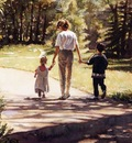 Steve Hanks A Path to Follow, De