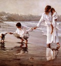 Steve Hanks Holding the Family Together, De
