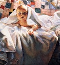 Steve Hanks Peeking Out, De